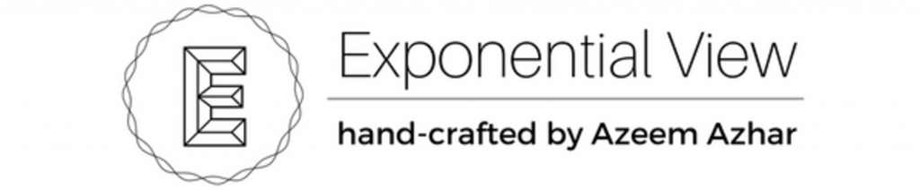 the exponential view logo